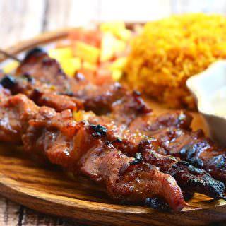 Filipino Pork Barbecue
