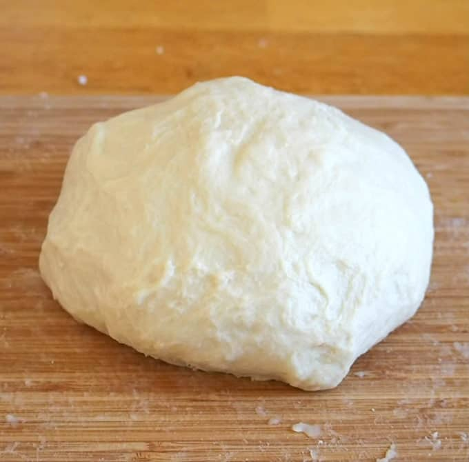 pandesal bread dough