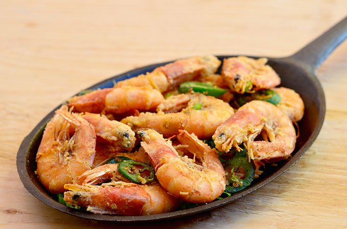 ... grits three pepper relish spicy salt and pepper shrimp spicy salt and