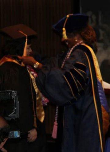 Liane's Graduation