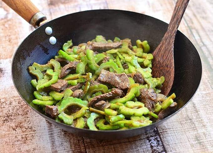Ampalaya con Carne