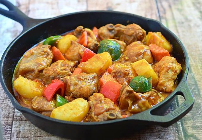 Chicken Calderata