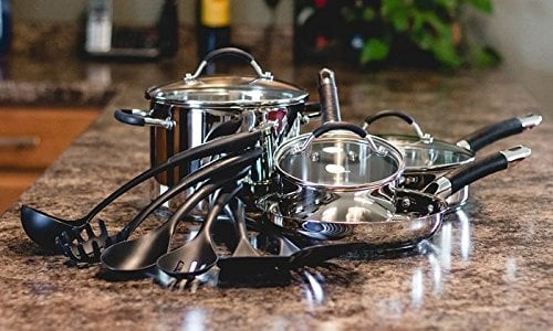 Cuisinart Pro Classic 13-Piece Stainless Steel