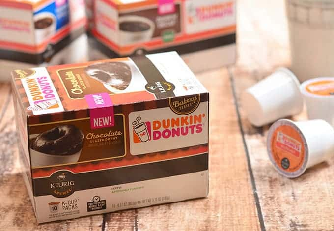 Dunkin Donuts K-cup Pods