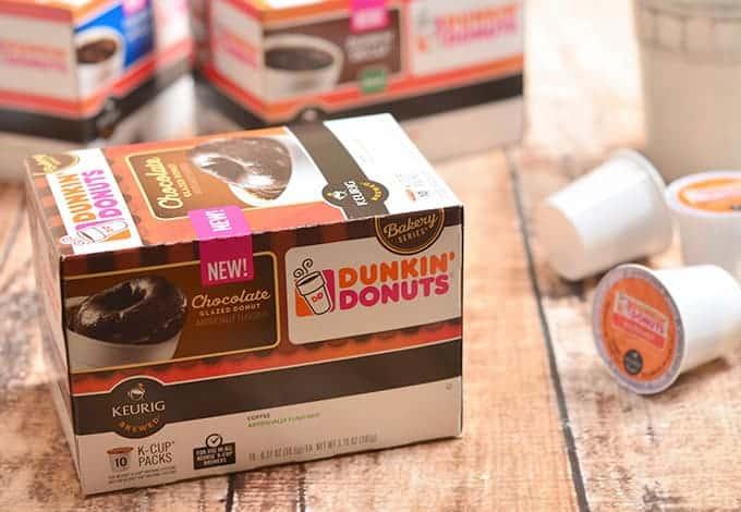 Dunkin Donuts K-cups