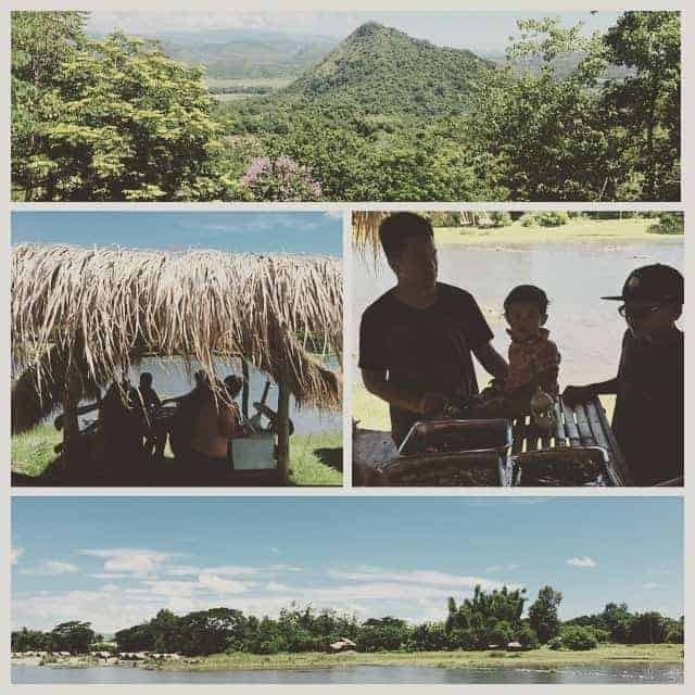 Family Picnic in the Philippines!