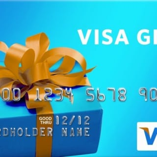 $200 Visa Gift Card and October 2015 Income Report