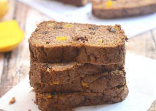 Mango Bread Loaf