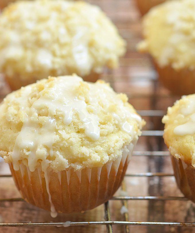 Calamansi Muffins