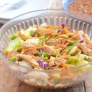 Chinese Chicken Salad + $25 Good Natured Soup Gift Basket Giveaway
