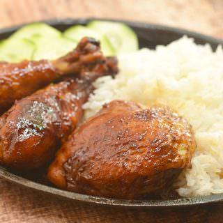 Filipino-style Barbecue Chicken