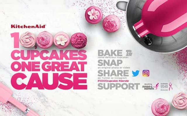 10,000 Cupcakes ~ One Great Cause