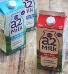 Enjoy Milk Again with A2 MILK®