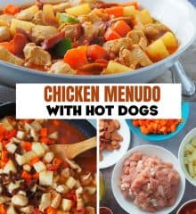 One-Pan Chicken Menudo