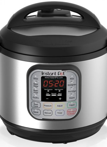 Instant Pot 7-in-1 Multi-Functional Pressure Cooker Giveaway + 2016 4th Quarter Income Report