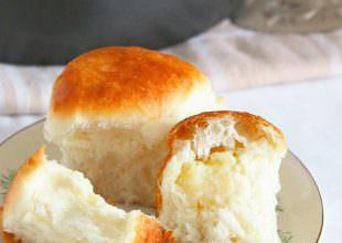 Yema Bread Rolls