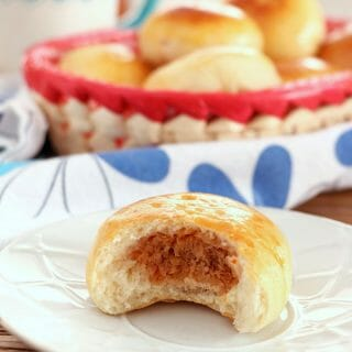 Coconut-filled Pan de Coco makes the perfect snack or dessert!