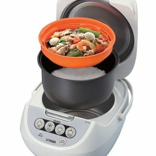 Tiger Rice Cooker and Slow Cooker Giveaway
