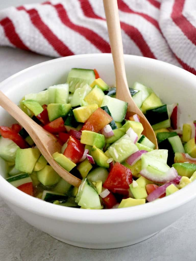 Avocado Salad Filipino Recipe