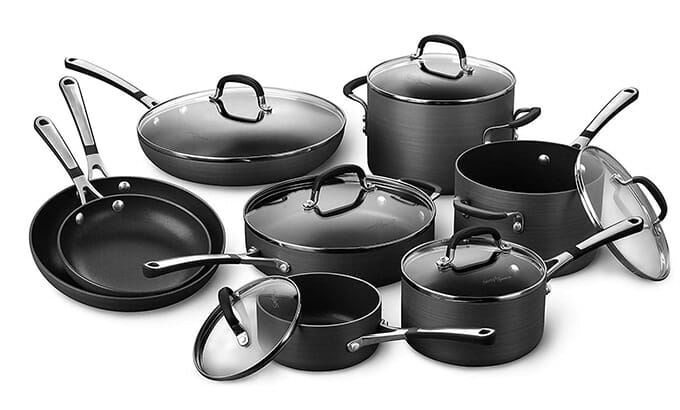 Calphalon Nonstick 14-Pc Cookware Giveaway