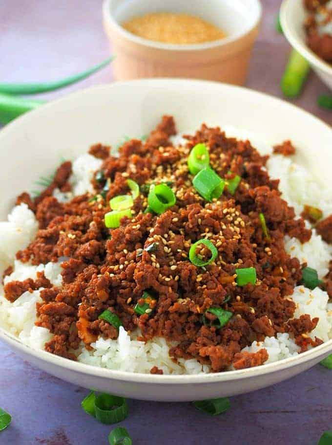 Easy Korean Ground Beef Ready In 30 Minutes Kawaling Pinoy